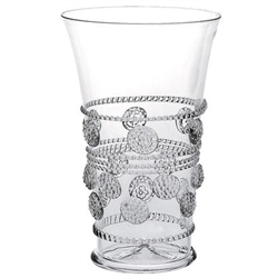 Juliska Isabella Large  Mouth-Blown Tumbler Clear