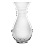 Juliska Isabella Mouth-Blown Carafe-Vase