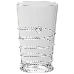 Juliska Amalia Highball Tumbler Clear