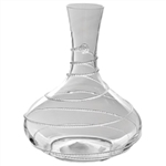 Juliska Amalia Wine Mouth-blown Decanter Clear