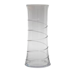 Juliska Amalia Mouth-Blown Branch Vase in Clear