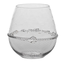 Juliska Graham Stemless Mouth-Blown Red Wine Glass
