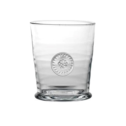 Juliska Berry and Thread Glassware Double Old Fashioned Clear