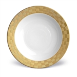 L'OBJET Byzanteum Gold Round Serving Bowl