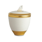L'objet Gold Butterfly Candle Pink Champagne