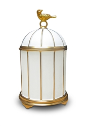 L'Objet Luminescence Natural Curiosities Bird Cage Candle