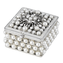 Olivia Riegel Pearl Box - Chelsea Gifts