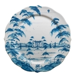 Juliska Country Estate Charger/Server Plate Delft Blue