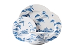 Juliska Country Estate 5 piece Dinnerware Setting Delft Blue