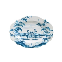 Juliska Country Estate Large Serving Platter Delft Blue