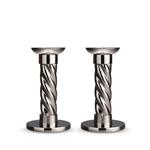 L'Objet Carrousel Candlesticks - Small Set of 2