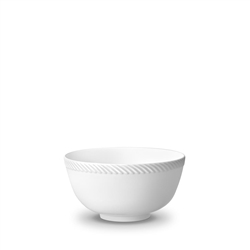 L'objet Corde White Cereal Bowl