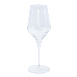 Vietri Contessa Clear Water Glass - CTA-CL8810