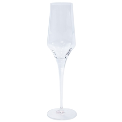 Vietri Contessa Clear Champagne Glass - CTA-CL8850