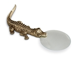 L'Objet Crocodile Magnifying Glass
