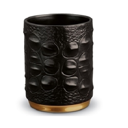 L'Objet Crocodile Pencil Cup