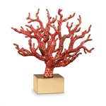 L'Objet Library Coral Centerpiece