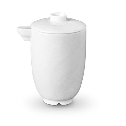 L'Objet Han White Olive Oil / Soy Pot