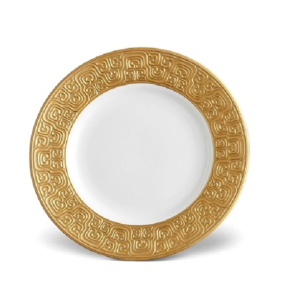 L'Objet Han Gold Bread and Butter Plate