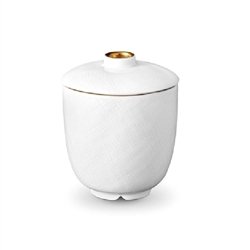L'Objet Han Gold Sugar Bowl