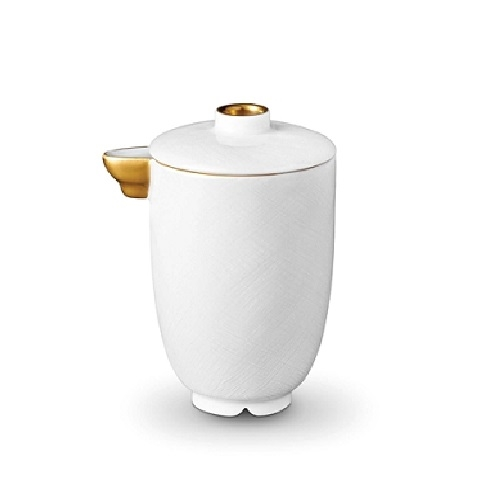 L'Objet Han Gold Olive Oil / Soy Pot