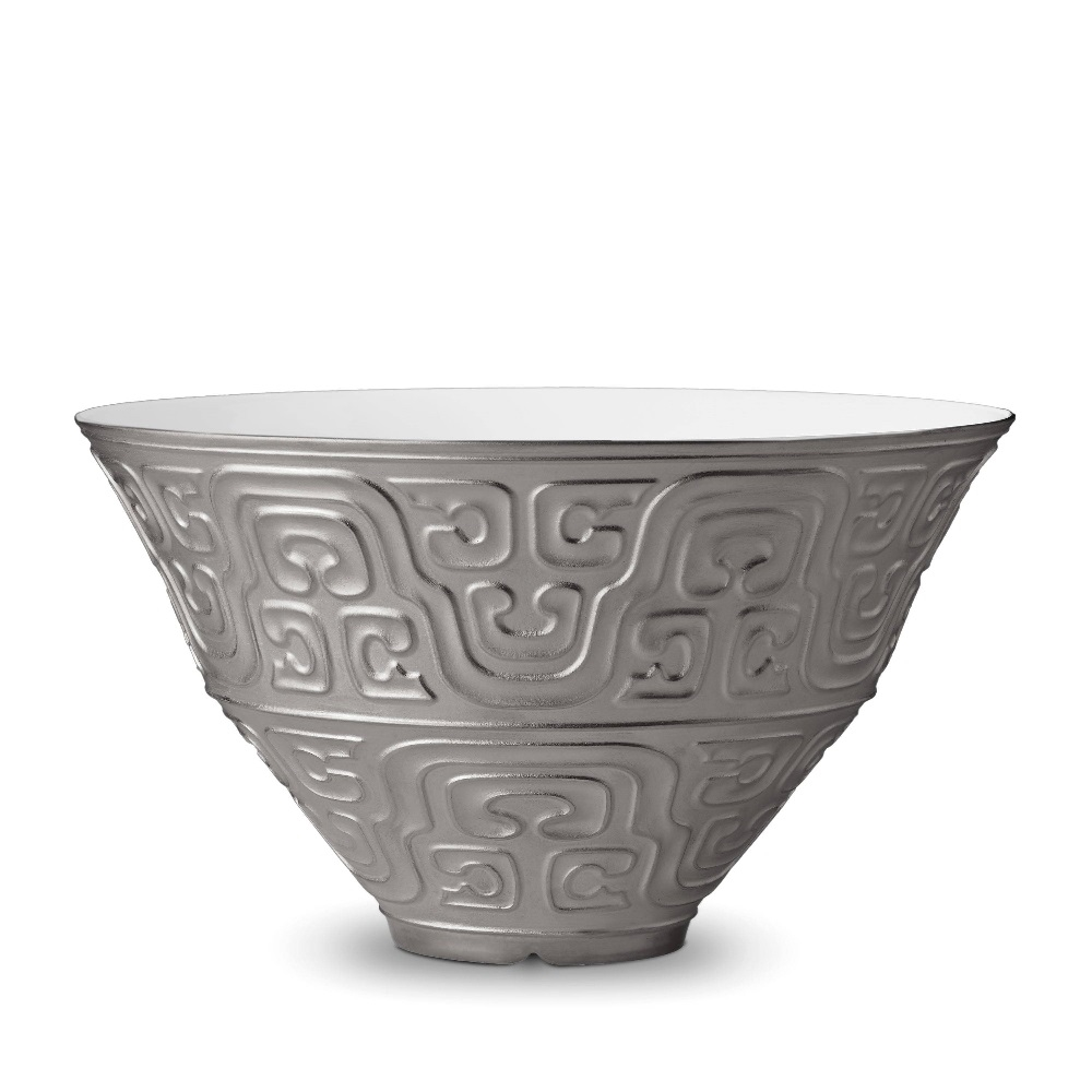 L'Objet Han Platinum Bowl - Large