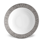 L'Objet Han Platinum Rimmed Serving Bowl