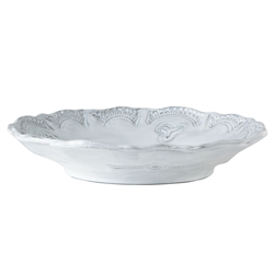Vietri Incanto Lace Pasta/Soup Bowl