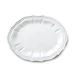Vietri Incanto Baroque Small Oval Platter