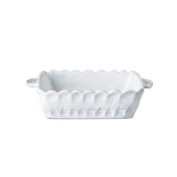 Vietri Incanto Lace Square Baking Dish