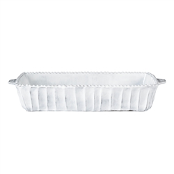 Vietri Incanto Stripe Rectangular Baking Dish