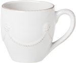 Juliska Berry and Thread Demitasse Cup Whitewash
