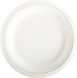 Juliska Berry and Thread Round Side Plate Whitewash