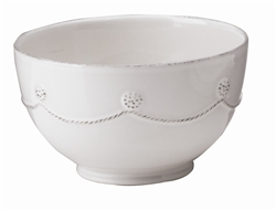 Juliska Berry and Thread Round Cereal Bowl Whitewash