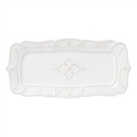 Juliska Jardins du Monde Whitewash Hostess Tray