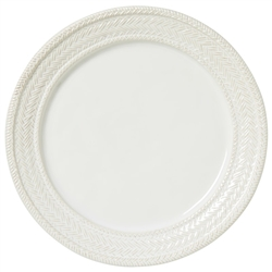 Juliska Le Panier Whitewash Charger Plate