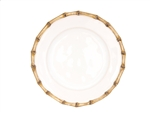 Juliska Classic Bamboo Ceramic Stoneware Side Plate Natural