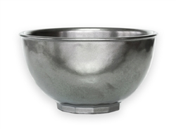Juliska Pewter Ceramic Stoneware Round Cereal Bowl