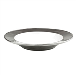 Juliska Emerson Pasta/Soup Bowl White-Pewter