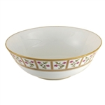 Bernardaud Roseraie Salad Bowl