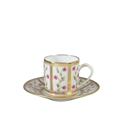 Bernardaud Roseraie After Dinner Saucer Only