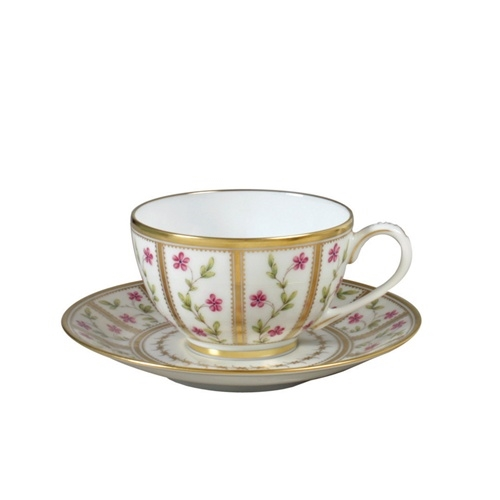 Bernardaud Roseraie Tea Saucer Only