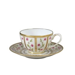 Bernardaud Roseraie Tea Cup Only