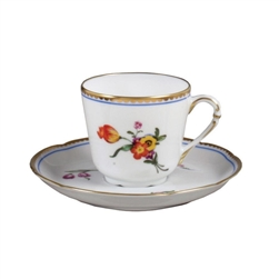 Bernardaud A La Reine After Dinner Saucer Only
