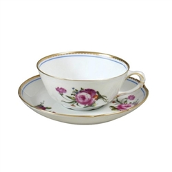 Bernardaud A La Reine Tea Cup Only