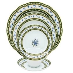 Bernardaud Marie Antoinette Five Piece Place Setting