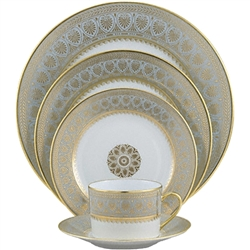 Bernardaud Elysee Five Piece Place Setting