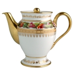 Bernardaud Botanique Coffee Pot