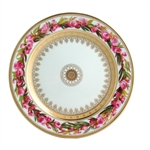 Bernardaud Botanique Salad Plate Peach Tree Flower