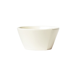 Vietri Lastra Linen Stacking Cereal Bowl - LAS-2602L